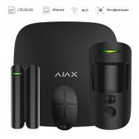Ajax StarterKit Cam Plus (black)